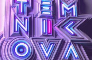 Елена Темникова - TEMNIKOVA II, 2017 - альбом, треклист и обложка