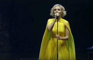 Полина Гагарина | Концерт в День Независимости Молдовы, г. Кишинёв - видео