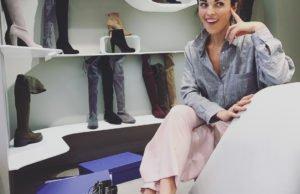 Сати Казанова рассказала о своем детском комплексе по поводу размера обуви