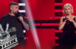 Полина Гагарина и Баста - Stan | Сюрприз для наставников шоу Голос 6