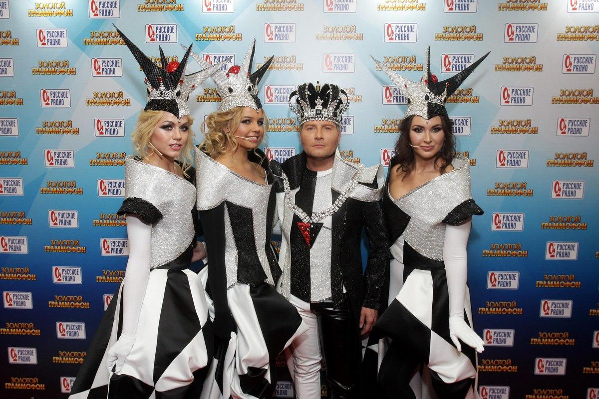 Группа Queens и Николай Басков - Мой король, 2017 - слушать онлайн