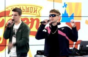 Элджей & Feduk спели «Розовое вино» на Радио ENERGY