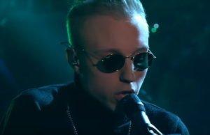 Рэпер T-Fest - Молодость, Live на шоу Вечерний Ургант | Русские новинки