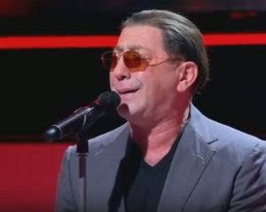 Григорий Лепс спел песню «Купола» в программе «Сегодня вечером»