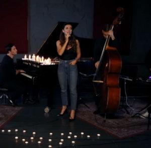 Анна Седокова показала видео репетиции к гастрольному туру «На воле»
