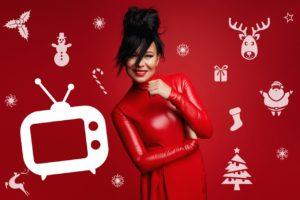 Певица Елка рассказала какие фильмы она любит смотреть в новогодние праздники