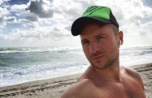 Сергей Лазарев показал фото с отдыха в Америке со своим сыном