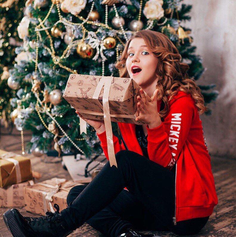 Победительница «Голос Дети 4» Елизавета Качурак показала новогодние фото