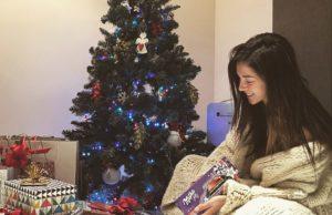 Нюша рассказала, что она просила у Деда Мороза в детстве