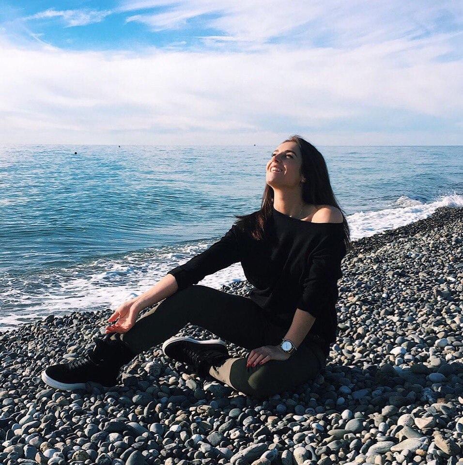 Ольга Задонская показала несколько фото с отдыха в Сочи