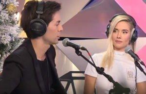 Юлия Паршута и Марк Тишман спели в программе «Концертный зал» на радио Страна FM