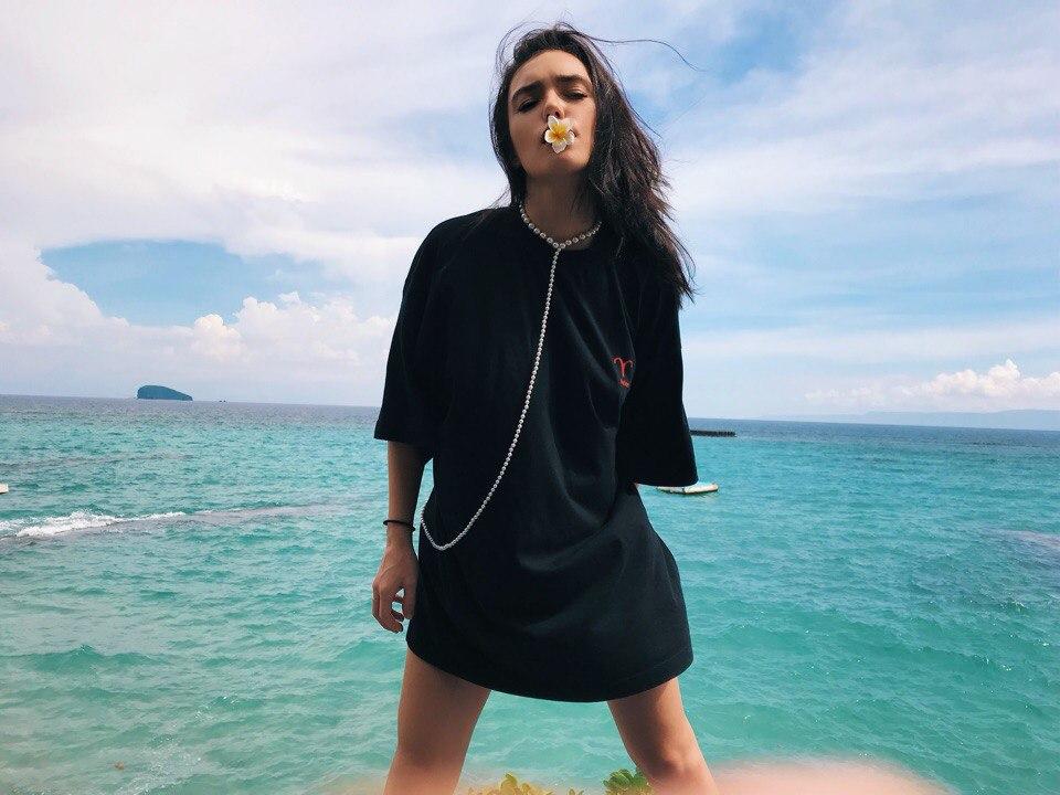 Ольга Серябкина отдыхает на Бали