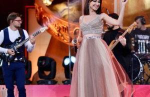 Согдиана спела новую песню «Будь со мной» на шоу Жара в Вегасе