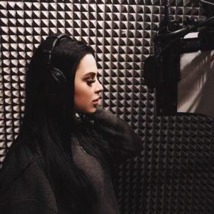 Юлия Пушман и Слава Басюл записывают вместе песню