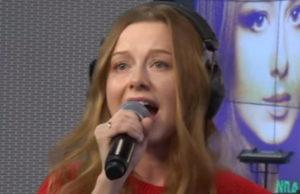 Юлия Савичева выступила на Авторадио, Live 2018