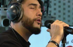 Jah Khalib спел несколько песен на шоу Радио ENERGY