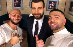 Джиган и Артем Качер спели на шоу «Вечерний Ургант»