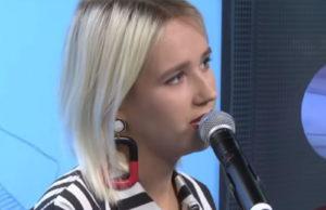 Клава Кока побывала в гостях на Радио ENERGY и спела три песни
