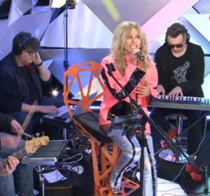 Группа Reflex выступила на шоу «Концертный зал» на Радио Страна FM
