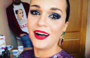 Певица Слава анонсировала выход трех новых песен