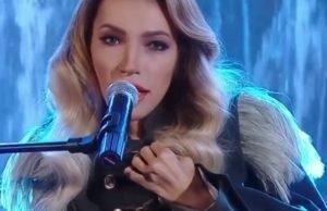 """Юлия Самойлова спела песню """"I Won't Break"""" на шоу Что? Где? Когда?"""