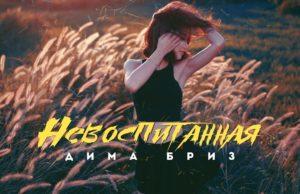 Дима Бриз - Невоспитанная - Слушайте песню онлайн
