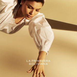 Мини-альбом Michelle Andrade - La primavera bolivianа - новинка 2018 года
