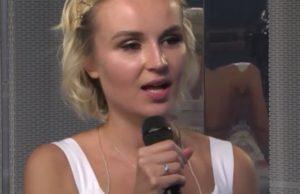 Полина Гагарина выступила с концертом на Авторадио, май 2018