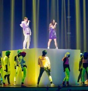Руслан Кримлидис и Soufee спели песню «Be Mine»