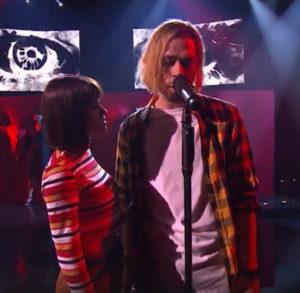 Максим Свобода и Кристина Кошелева спели песню «Девочка с каре»