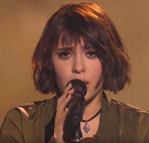 Кристина Кошелева спела песню «Больше нет сил»