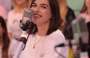 Елена выступила на шоу «Европа Плюс Акустика»
