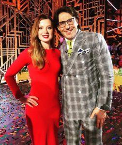 Юлия Савичева выступила на шоу «Привет, Андрей»