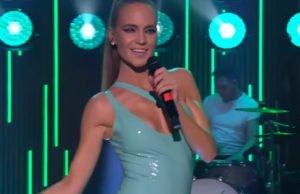 Глюкоза и ST спели на шоу Вечерний Ургант песню «Жу-жу»