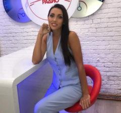 Алсу спела несколько песен на студии «Авторадио», июнь 2018