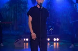 MATRANG спел песню «Медуза» на шоу «Вечерний Ургант»