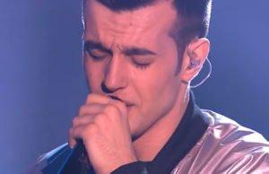 Terry спел песню «Меркурий» в финале шоу «Песни»