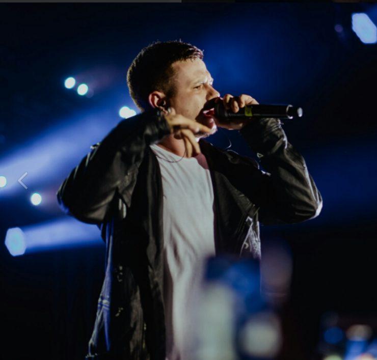 "PLC и DanyMuse спели песню '""Драмы"" на Fest VK 2018"