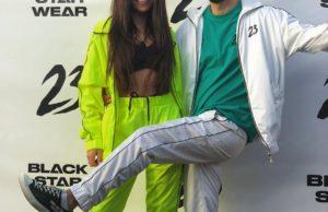 """Мот со своей женой снялись в фотосессии для линейки одежды """"23"""""""