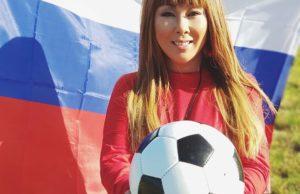 Анита Цой - Победа - смотрите клип про футбол