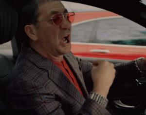 Клип Григория Лепса - Без тебя - В видео Лепс ссорится с девушкой в машине