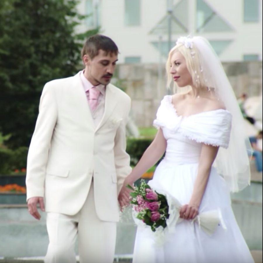 Клип Димы Билана и Полины - Пьяная любовь - смотрите видео
