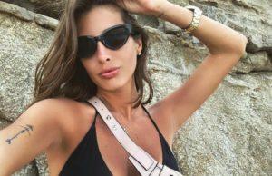 Кети Топурия показала фото в купальнике с отдыха на острове Миконос