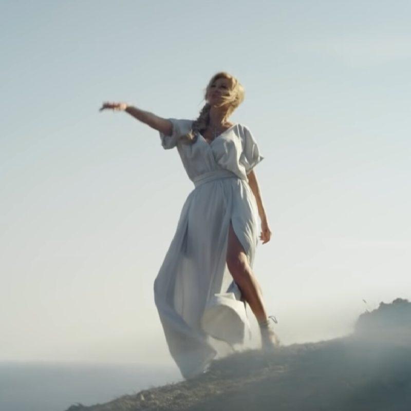 Клип Вики Цыганова – Облака - смотрите видео онлайн