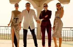 Клип Cismos Girls - Mama Ama Rich с участием Лепса, Киркорова, Билана, Шнурова, Эмина и Бузовой
