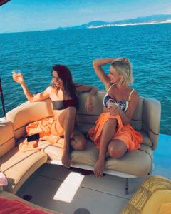 Светлана Светикова и Ирина Ортман отдыхают в Сочи