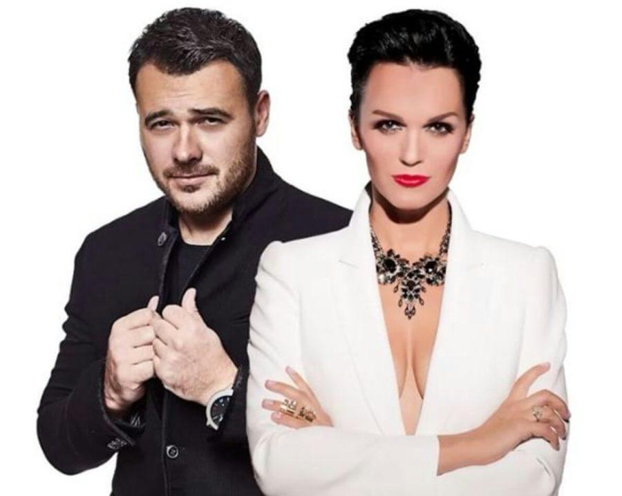 Эмин и Слава - Мы теперь одни, 2018 - слушать онлайн дуэтную песню