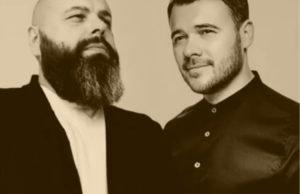 Эмин и Максим Фадеев - Азербайджан, 2018 - красивая дуэтная песня