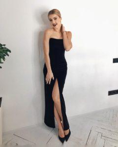 Юлианна Караулова отправилась на бал Tatler 2018