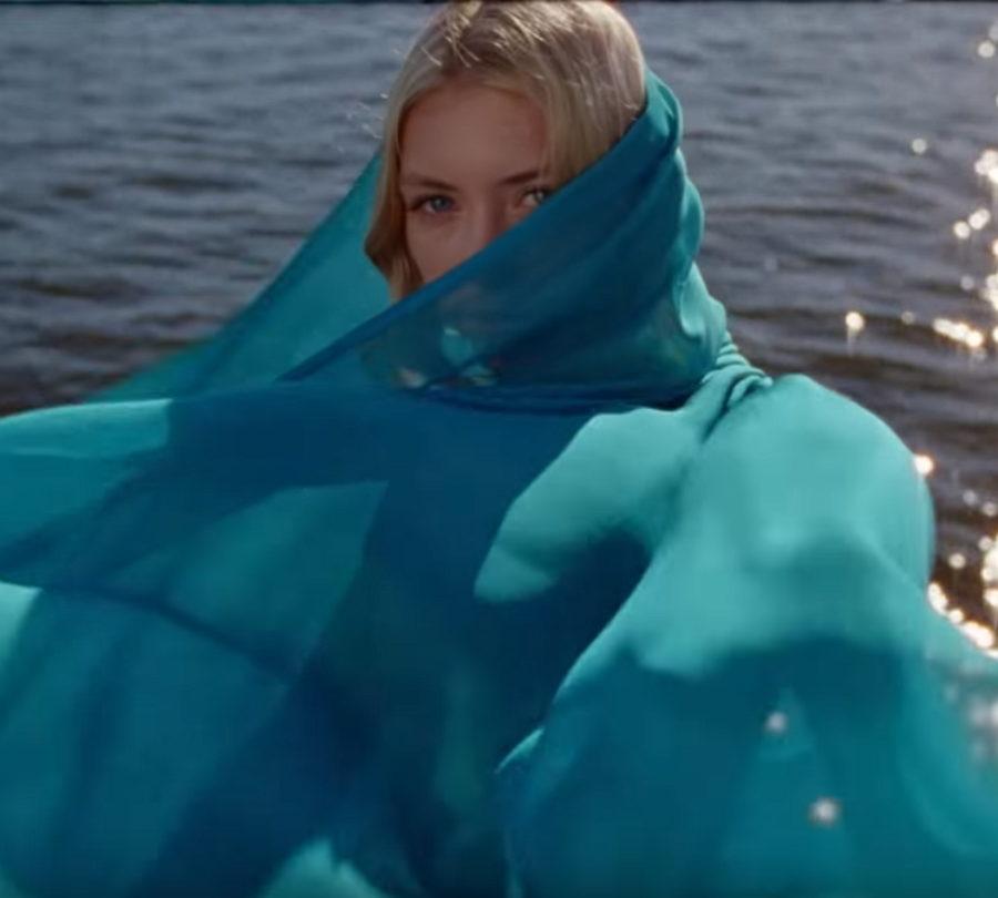 Клип Федука - По волнам, 2018 - красивые девушки, спецэффекты и немного волн